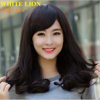 tóc giả nữ sợi tơ Nhật  - TGWL01A