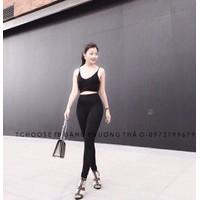 Quần legging nữ cực chất