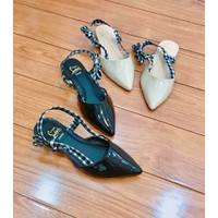 giày búp bê thắt nơ kiểu 2934