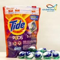 Viên giặt xả Tide Pods  bịch 38 viên - Mỹ