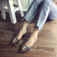 giày búp bê đá_pll5528
