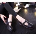 Giày búp bê Mary Janes quai cài