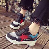 giày bata phối màu_pll5640