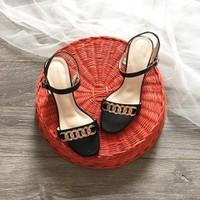 Giày sandal cao gót nữ xinh đẹp