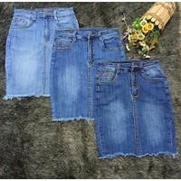 QS234 Quần váy jean đơn giản  đẹp