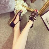 giày búp bê rọ nơ xinh