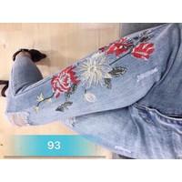Quần Jeans nữ thêu cao cấp