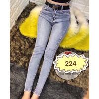 Quần Jeans nữ cao cấp ms224