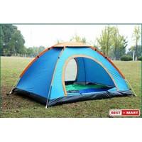 Lều bạt cắm trại tự bung gấp gọn siêu tiện lợi