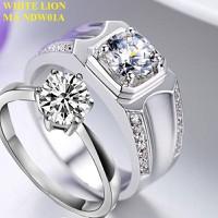 nhẫn đôi nhẫn đôi nhân đôi - NDW01A
