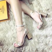 Giày sandal cao gót nữ cực xinh