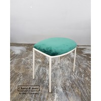 Ghế khung sắt, stool nc B1