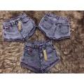Quần short jeans nữ cao cấp