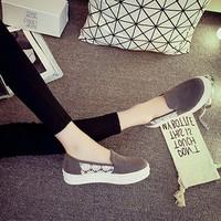 Giày bata phối ren