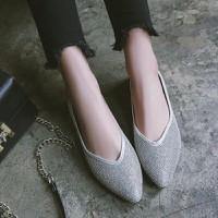 giày búp bê kết đá