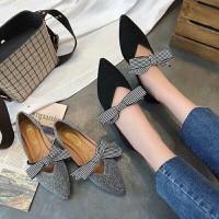 giày búp bê nơ xinh hàng 1