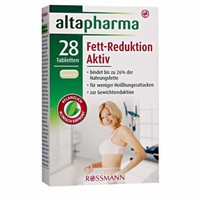 Viên giảm béo Altapharma Fat Reduction Active - Đức