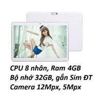 Máy tính bảng MID K960 Cpu 8 nhân, Ram 4GB, gắn Sim 3G, Android 7.0