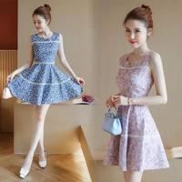 Váy xoè xinh xắn hàng Quảng châu