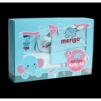 Bộ kit chăm sóc trẻ sơ sinh Merigo - Bông Bạch Tuyết