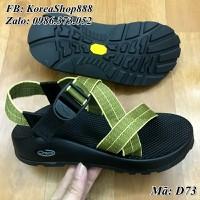 Giày Sandal Chaco Nam Đế Siêu Cứng Mã D73