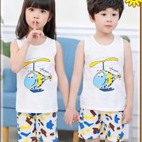 Đồ bộ cho trẻ - Đồ bộ mặc nhà dễ thương cho bé