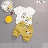Bộ quần áo bé trai 1- 5 tuổi