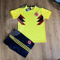Quần Áo Bóng Đá Đội Tuyển Colombia World Cup 2018
