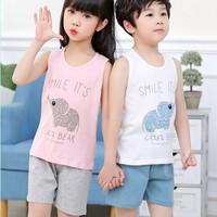 Bộ quần áo cho bé trai gái