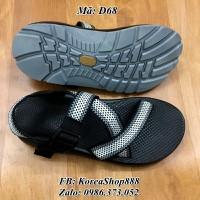 Giày Sandal Quai Hậu Chaco Nam Mã D68