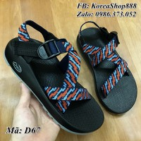 Giày Sandal Chaco Nam Mã D67