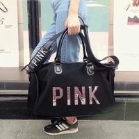 Túi xách du lịch Pink sành điệu