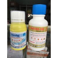 Thuốc diệt muỗi côn trùng Fendona 50ml và Hantox -200 100ml