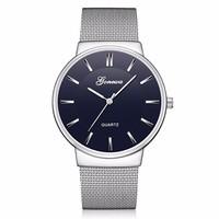 Đồng hồ nam kiểu ôm tay , dây lưới thiết kế Italy Gonewa