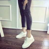 giày bata độn đế_pll6049