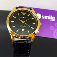 Đồng hồ nam dây da giá rẻ AR3025-M