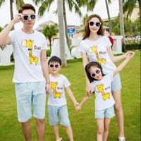 Combo 4 áo gia đình