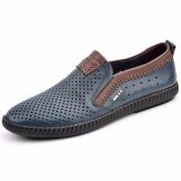 Giày da lười nam chính hãng  Mu Linsen