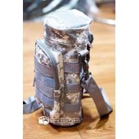 Túi bình nước kiểu quân đội 800ml có lót giữ nhiệt