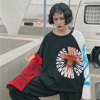 áo sweatshirt chữ thập swaggy Mã: AX3520