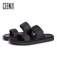 Dép sandal da cao cấp chính hãng CEEN - CX0703