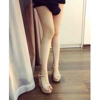 giày đế xuồng nữ