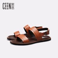 Dép sandal da cao cấp chính hãng CEEN - CT8703