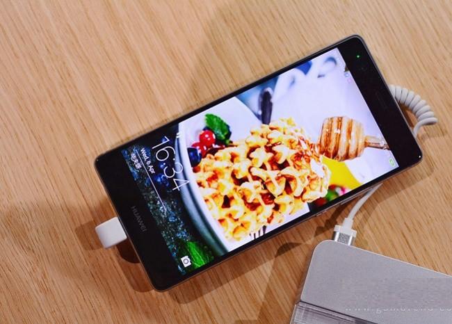 Huawei P9 Plus màn hình