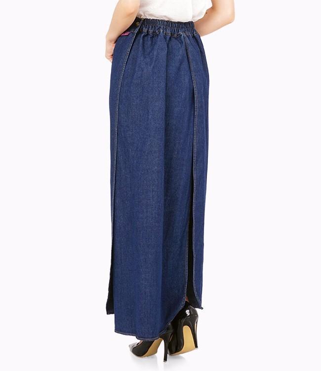 Váy chống nắng jean cao cấp