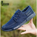 giày thể thao nam vải jeans SP-206