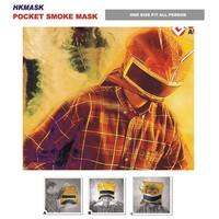 Mặt nạ chống khói thoát hiểm HKMASK - Tiện lợi - Nhanh chóng