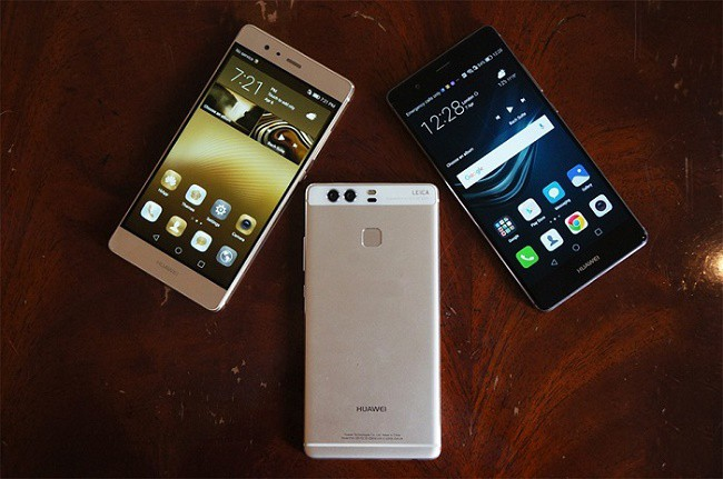 Huawei P9 Plus cấu hình khủng