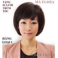 tóc giả nữ tóc giả nữ tóc giả nữ  - TG102A