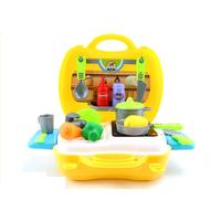 Bộ đồ chơi va li nhà bếp dành cho bé -AL